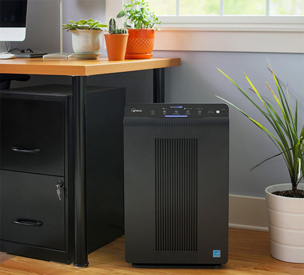 Winix 5500-2 air purifier with plasmawave filter