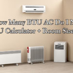 how many btu air conditioner do i need for a room