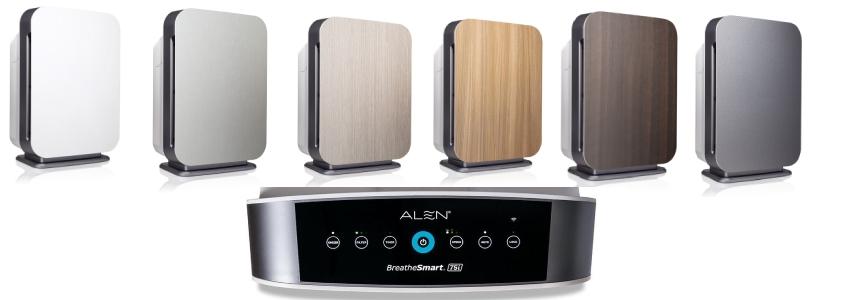detailed review of alen breathesmart 75i air purifier