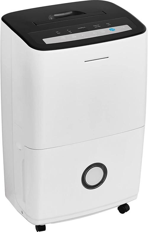 FFAP7033T1 white dehumidifier with pump