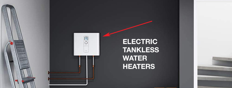a list of best electric tankless water heaters with voltages and amperage