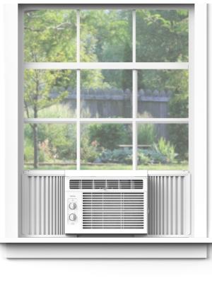 best smallest window air conditioner