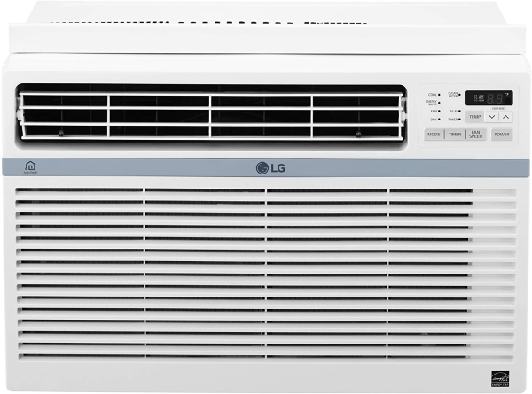 window ac that can be installed on garage window sill