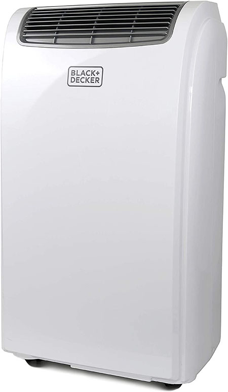 reliable portable air conditioner with dehumidifier