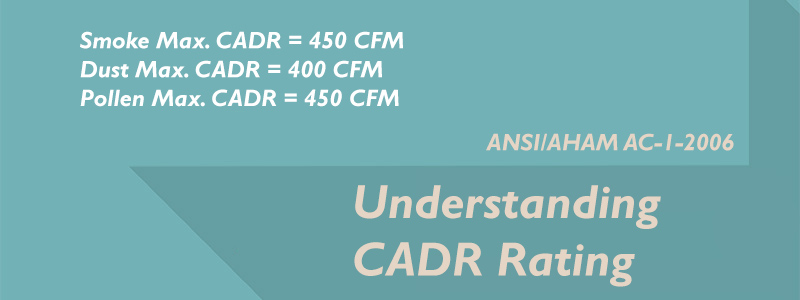 what is cadr rating