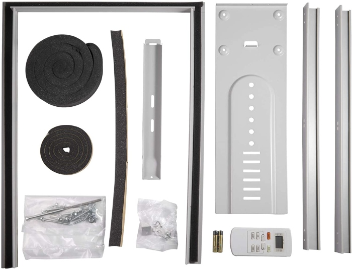 casement window kit for air conditioner