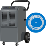 cheapest dehumidifier for commercial use