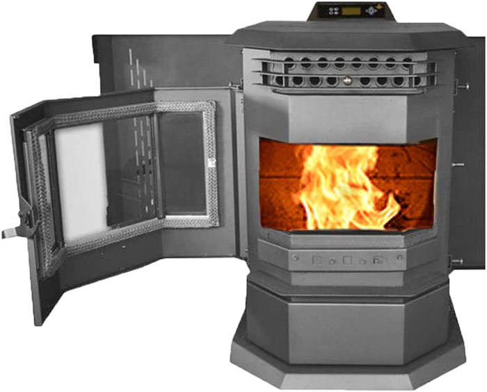 5 Best Pellet Stoves In 2021 For 500 2 500 Sq Ft Homes
