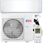 cooper and hunter CH-12SPH-115VI/O-WK mini split ac with the installation kit, its possible to install the mini split system yourself