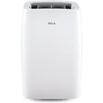 heater equipped portable air conditioner by della