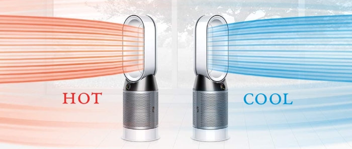 dyson hot and cool purification models