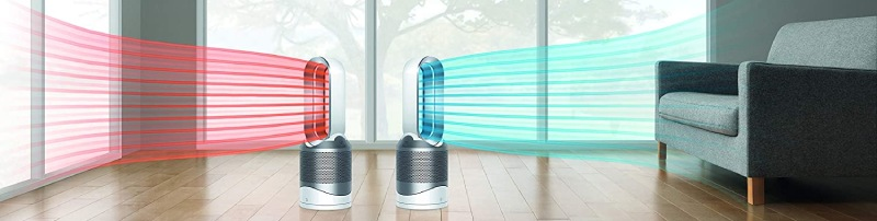 assessment of dyson pure hot cool hp01 air purifier with regards to price, sale availability, specifications, wattage