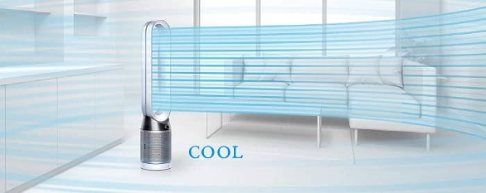 dyson air purifier and cooler combo