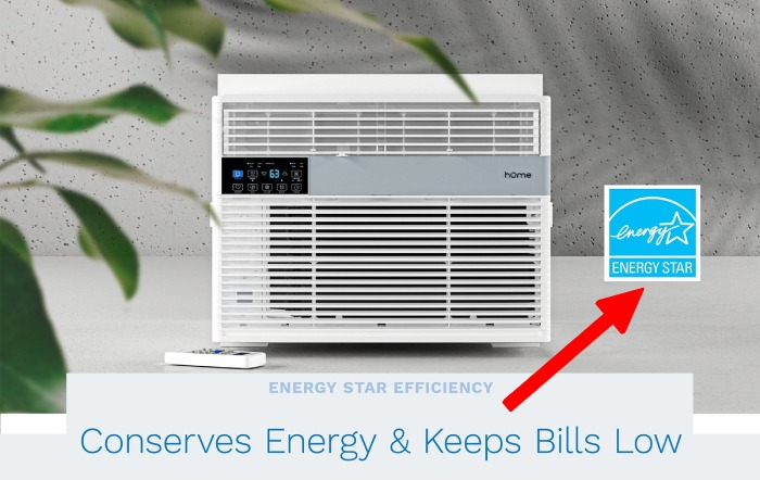 energy star rated 10000 btu air conditioners