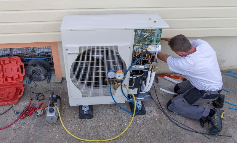 full cost of replacing an air conditioning compressor