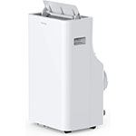 quiet yet powerful 14000 btu free standing air conditioner by homelabs