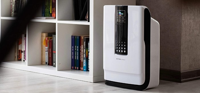 review of hathaspace HSP001 And HSP002 true hepa air purifiers based on specifications