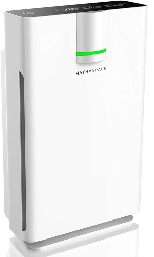Large Room Air Purifier With 5-Stage Filtration System