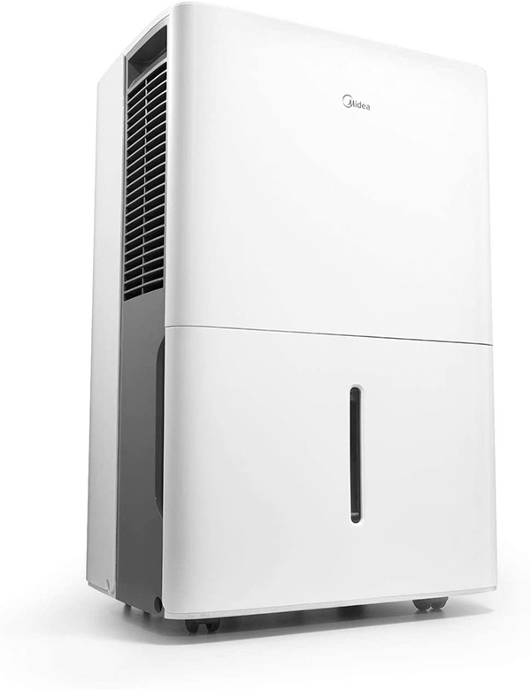 MAD50C1ZWS exceptionally great dehumidifier for basement