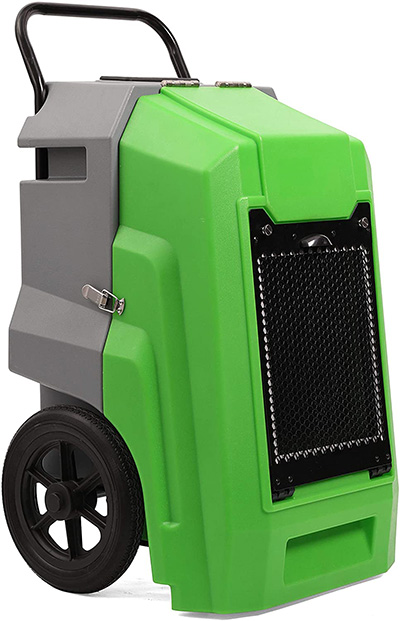 small commercial dehumidifier