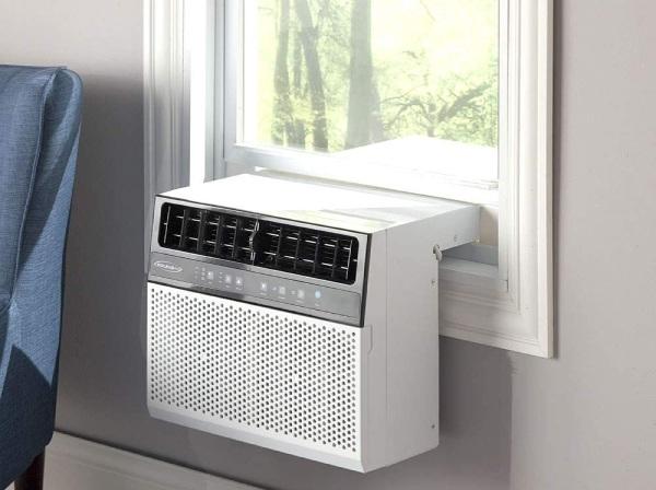 quietest 6000 btu/hr window ac unit