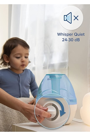 Quietest Humidifier For Bedroom: Levoit Classic 100