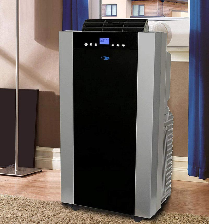 whynter is the portable air conditioner with the highest eer rating making it the most energy efficient